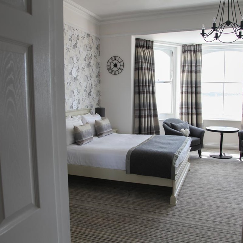 Giltar Hotel Tenby Pembrokeshire | Seafront Hotel with sea views on